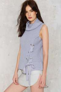 http://www.nastygal.com/clothes-sweaters/-joa-good-tie-cowl-neck-ribbed-top